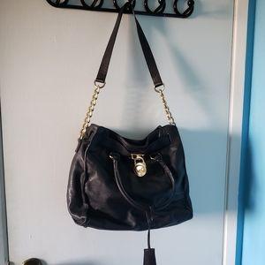 💜💜MK Hamilton soft leather Bag